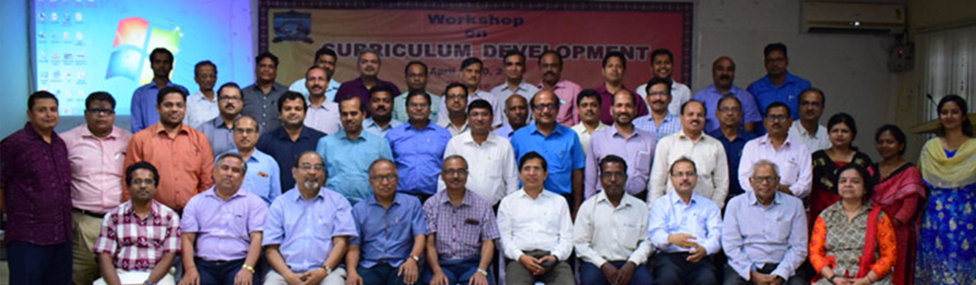 Workshop on Curriculum Development