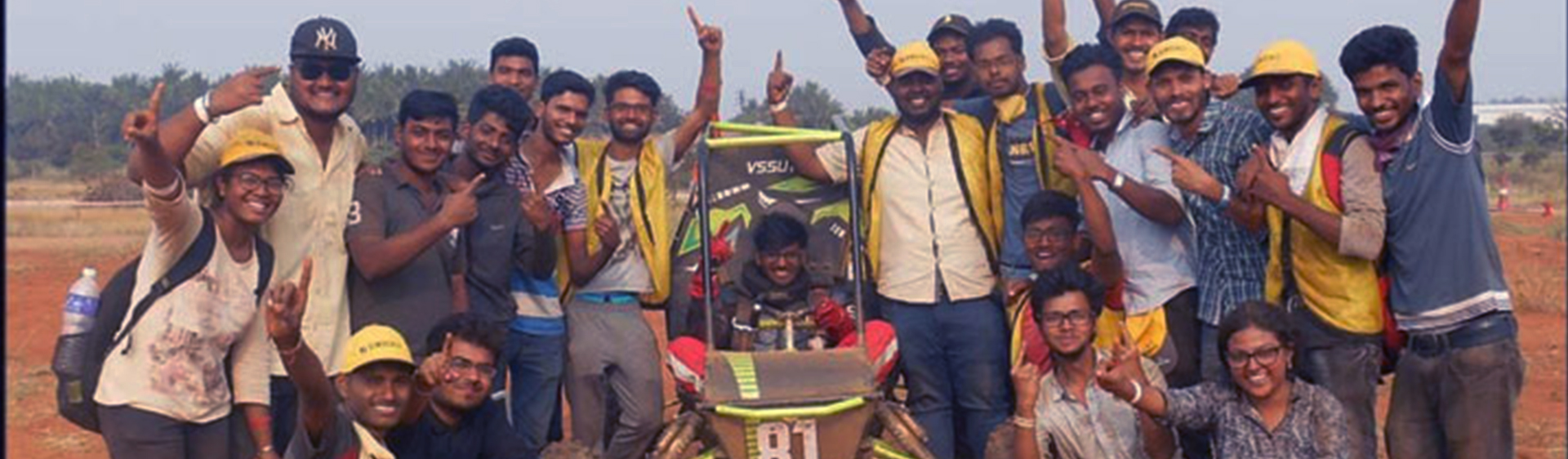 All India Rank - 1st in  ENDURANCE Race in ESI-2018, Coimbatore Held on 7th January, 2018