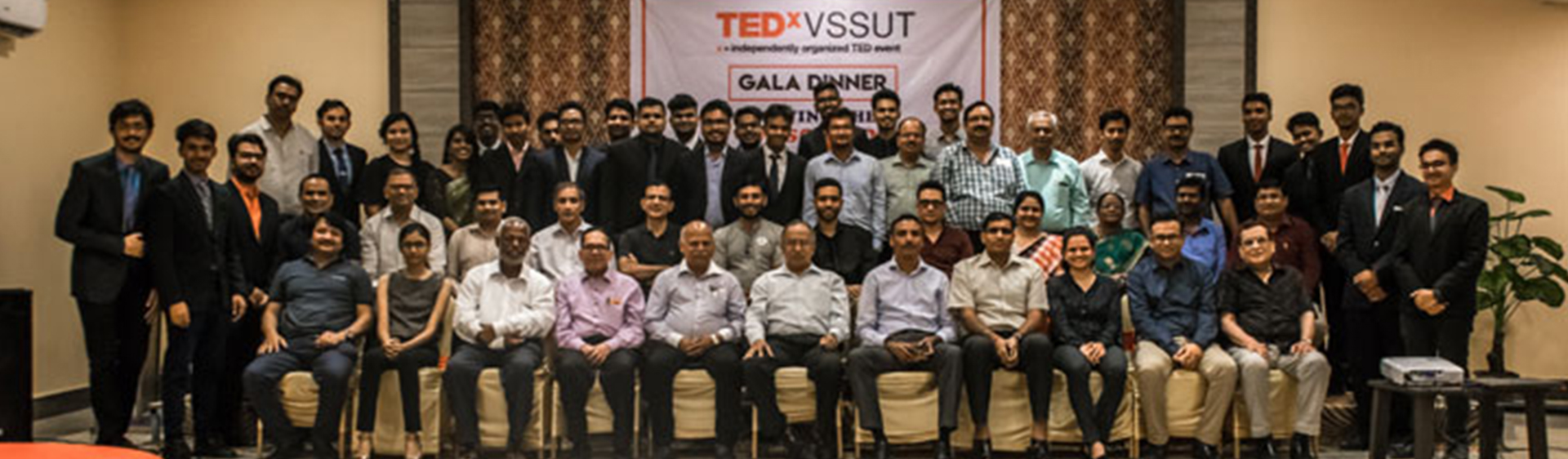 Organization of TED Conference - TEDxVSSUT on 30th September 2018