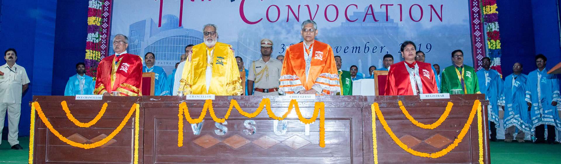 11th Convocation