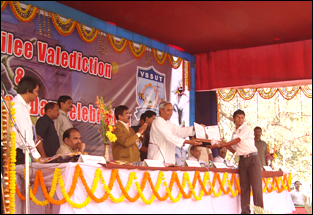 Golden jubilee Valedictory function